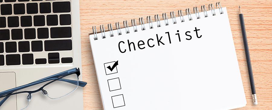 BI software checklist