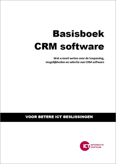 Basisboek CRM software