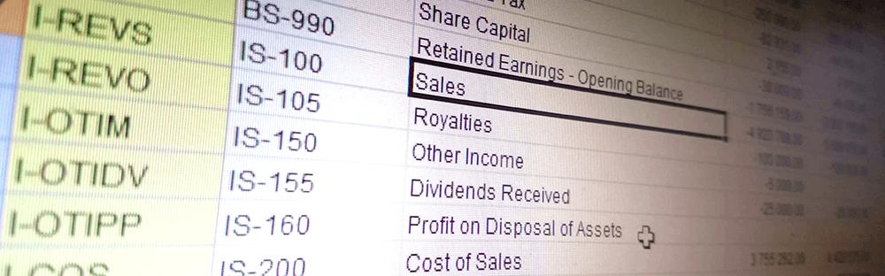 Bedrijfssoftware versus Excel