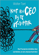 Komt een CEO bij de IT doker