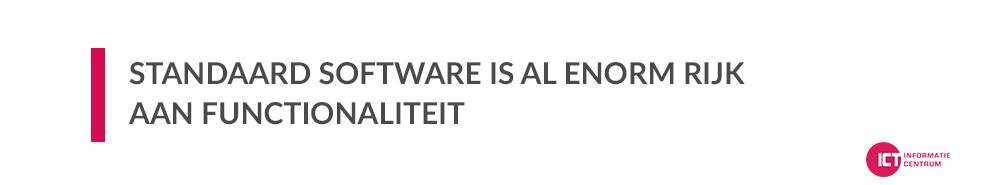 Standaardsoftware