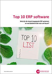 ERP top 10