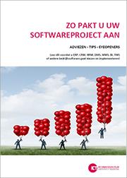 Zo pakt u uw softwareproject aan